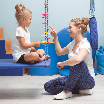 physical and mental activity for a kid